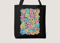 Now I Know My ABC's - tote-bag - small view