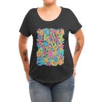 Now I Know My ABC's - womens-dolman - small view