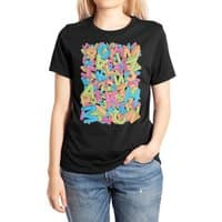 Now I Know My ABC's - womens-extra-soft-tee - small view