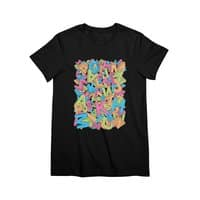 Now I Know My ABC's - womens-premium-tee - small view