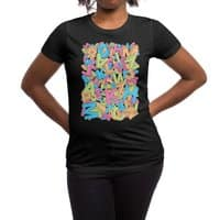Now I Know My ABC's - womens-regular-tee - small view