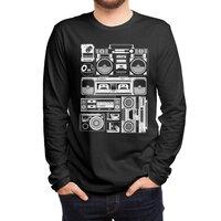Radios - mens-long-sleeve-tee - small view