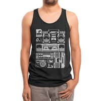 Radios - mens-triblend-tank - small view