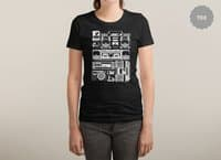 Radios - womens-triblend-tee - small view