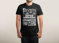 Radios - mens-triblend-tee - small view