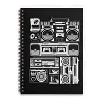 Radios - spiral-notebook - small view