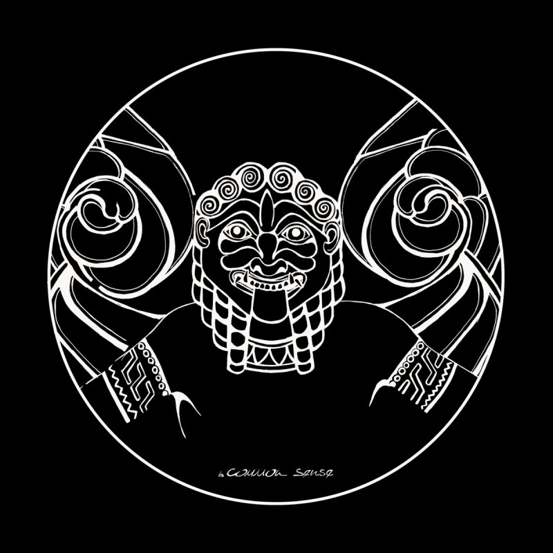 the white Medusa | it's Common Sense